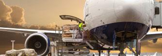 transporte aereo continental logistic cargo