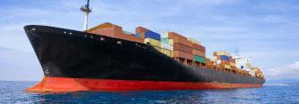transporte marítimo continental logistic cargo